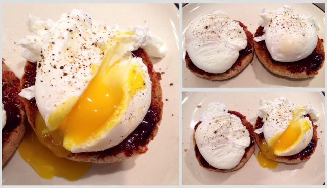 How to perfectly poach eggs