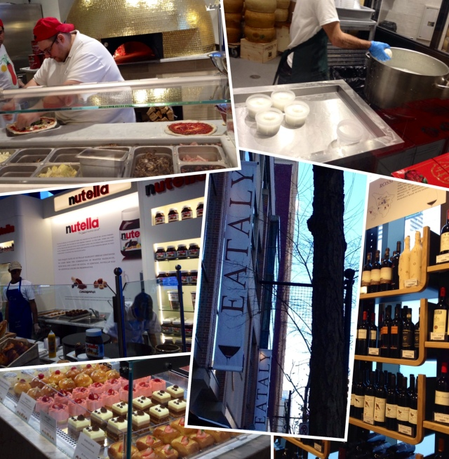 A food lover's paradise: the sights, smells and tastes.