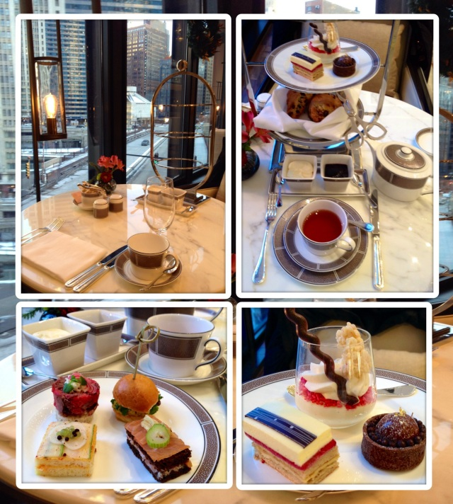Afternoon tea here, even solo, is a magical experience.