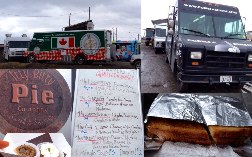 Longwood Food Trucks