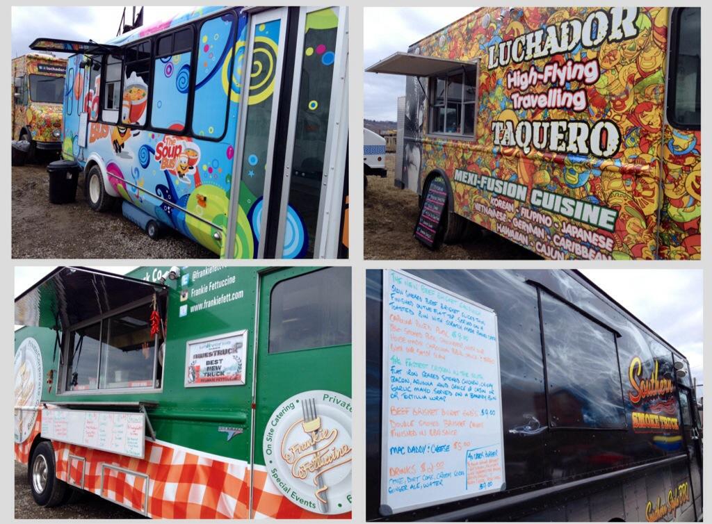 Longwood Food Truck Event