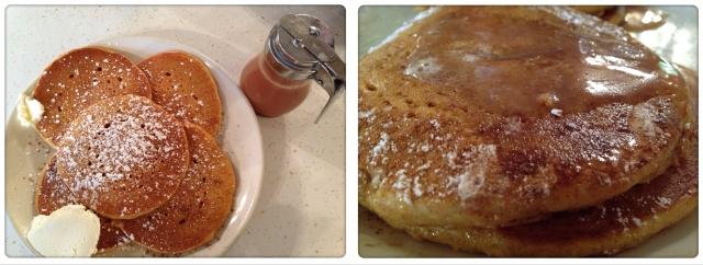 Pancake pantry