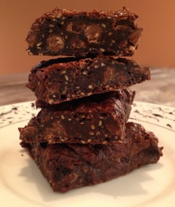 vegan gluten free brownies (3)