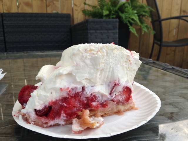 StrawberryCreamPie